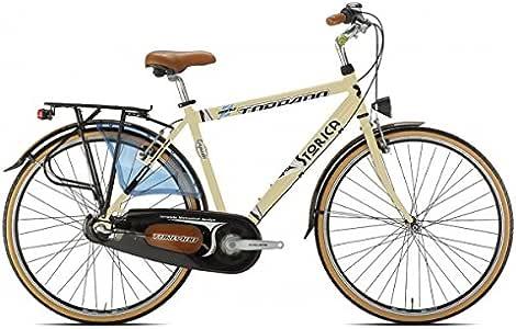 Bicicleta torpado Vintage modelo T140 storica – Shimano Nexus 3 V crema: Amazon.es: Coche y moto