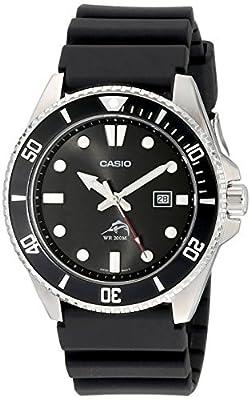 Casio Men's MDV106 200M Duro Analog Watch from Casio