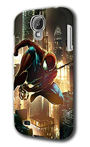 Spiderman for Samsung Galaxy S4 Hard Case Cover (sm17) (Galaxy S4 Phone Case Universe)