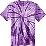 Koloa Surf Co.(tm) Colorful Tie-Dye T-Shirt,Purple,Adult Large (41-43)