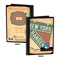 NHL New York Rangers Mini Photo Album