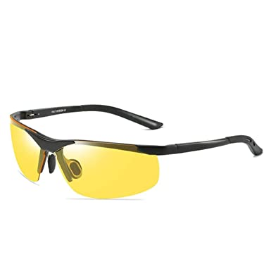 SK&2SOK Gafas Sol, Gafas De Sol Polarizadas De Aluminio Y ...