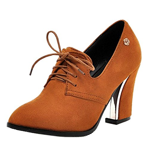 Zapatos Mujer Zanpa Yellow 1 Para 4ZqRqwx