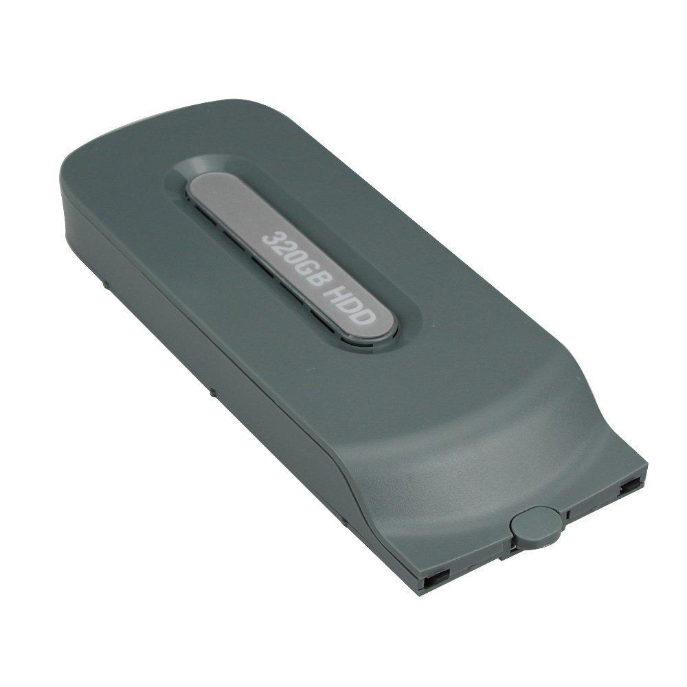 amazon com microsoft 320gb external hard drive for original model rh amazon com Xbox 360 Slim Hard Drive Xbox 360 Hard Drive Upgrade