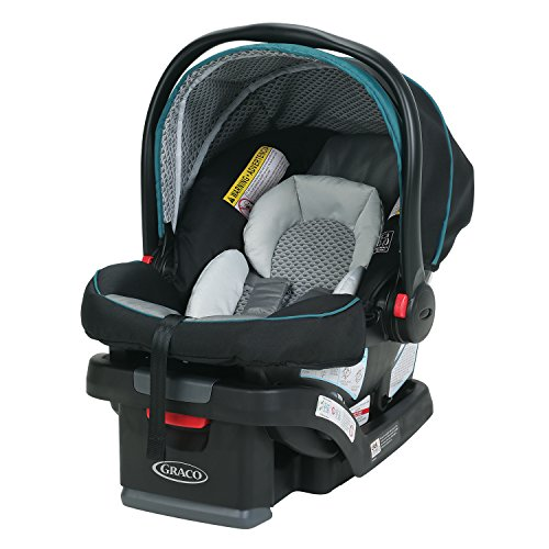Image of the Graco SnugRide SnugLock 30 Infant Car Seat, Sapphire