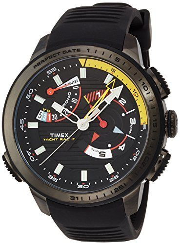 Timex Analog Black Dial Men #39;s Watch TW2P44300