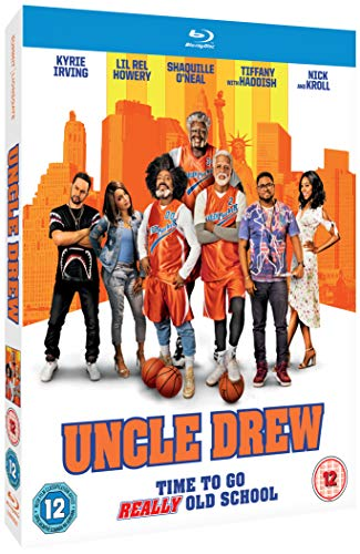 Uncle Drew [Blu-ray] [2018]