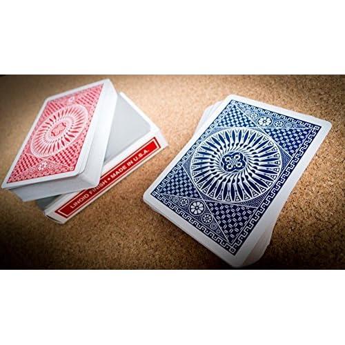 2 mazzi Carte Tally-Ho Circle Back