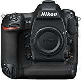 Nikon 1558 D5 20.8 MP FX-Format Digital SLR Camera Body (Black)