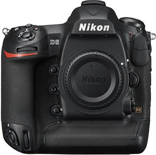 Nikon D5 20.8 MP FX-Format Digital SLR Camera Body (CF Version)