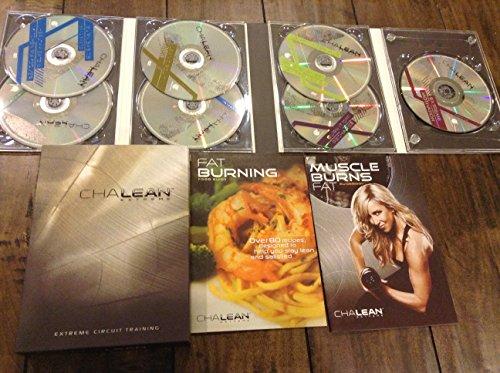ChaLEAN Extreme DVD Workout Program Complete Set