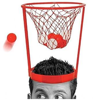DIIYer-Bu Juguete de Baloncesto para niños, Diadema para atrapar ...