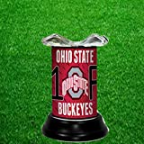 OHIO STATE BUCKEYES NCAA TART WARMER - FRAGRANCE LAMP - BY TAGZ SPORTS