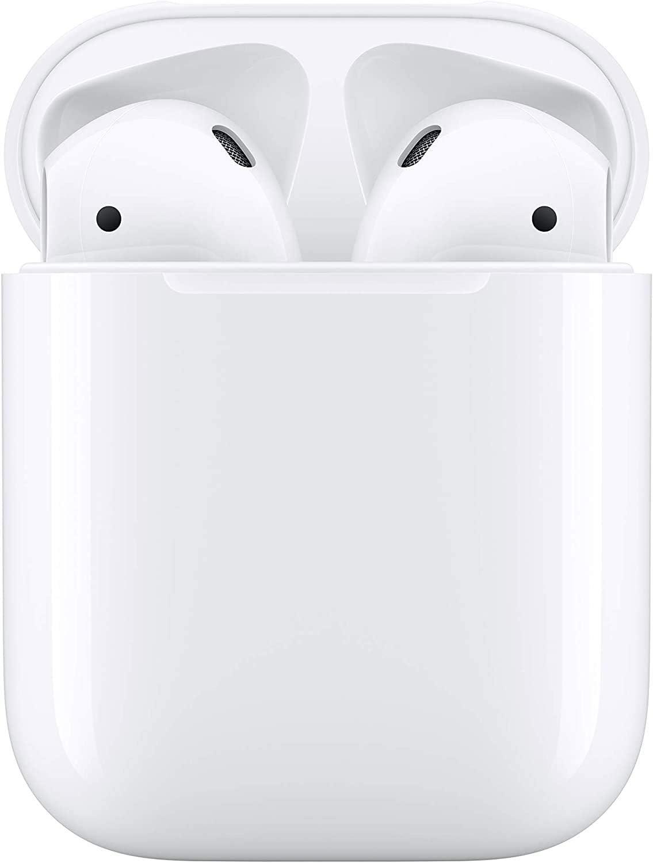 Auriculares inalámbricos, Control táctil de Auriculares Bluetooth, Auriculares Impermeables con micrófono, reducción de Ruido 3D, Compatible iPhone/Android/Airpods2/Airpods Pro