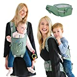 Ergonomic Baby Carrier 6 in 1 for Men and Women by Baby...