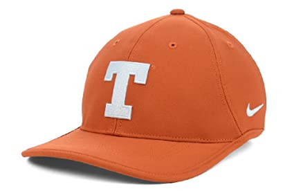 official photos a063c 54f73 Texas Longhorns NCAA Nike Perforated Coaches Cap