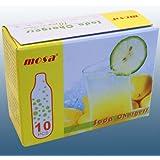 Balliihoo Homebrew Lot de 10 cartouches de CO2 8 g