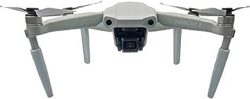 Opinión sobre GEEMEE para dji Mavic Air 2 Drone Soporte de Pata de Tren de Aterrizaje extendido, absorción de Impactos Marco de protección Aumentado Marco de Aterrizaje extendido para Accesorios de Mavic Air 2