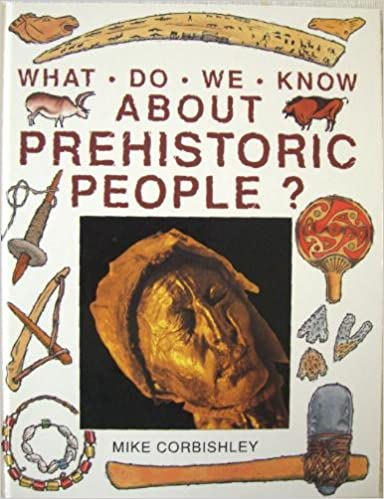 Kostenloser E-Book-Download What Do We Know About Prehistoric People? in German PDF PDB CHM by Mike Corbishley