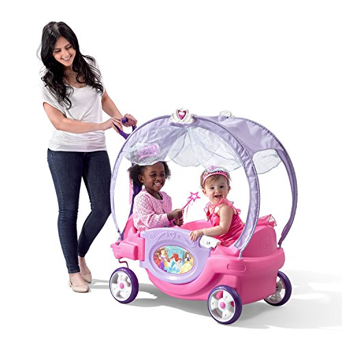 Step2 Disney Princess Chariot - Disney Ride Princess