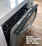 Dishwasher Opener Keeps Your Dishwasher Open To Air