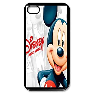 Mickey Mouse for iPhone 4,4S Phone Case 8SS459416