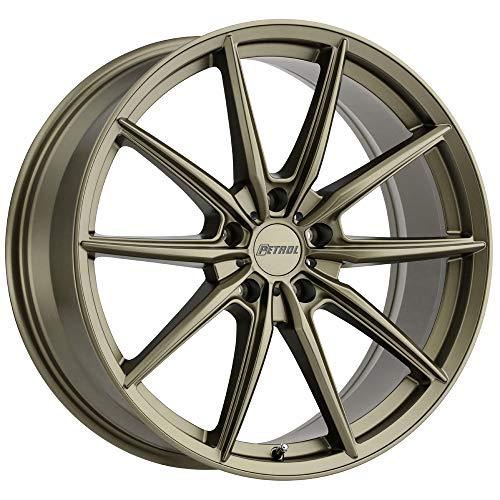 Petrol Wheels - Petrol P4B Custom Wheel Matte - Bronze - 20