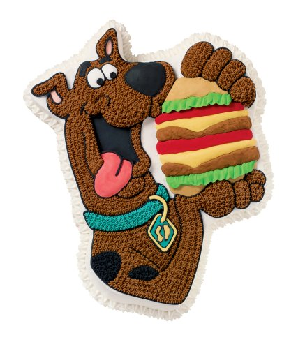 Galleon Wilton Scooby Doo Cake Pan