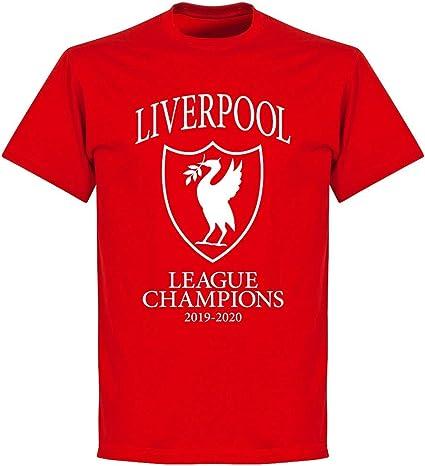 Liverpool 2020 Meister Wappen Alexander-Arnold 66 T-Shirt schwarz