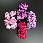 Big-Deal72Pcslot-25CM-Artificial-Paper-Rhododendron-Flowers-Multicolor-Flower-Bouquet-DIY-Craft-Wreath-Scrapbooking-Wedding-Decor-Color13