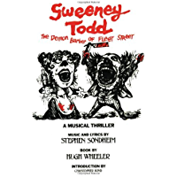 Sweeney Todd: The Demon Barber of Fleet Street (Applause Libretto Library) book cover