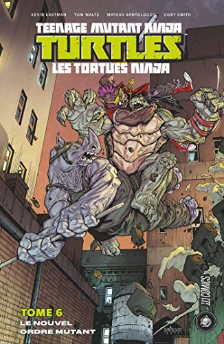 Amazon.com: Le Nouvel Ordre mutant: Les Tortues Ninja - TMNT ...