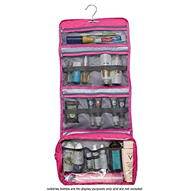 Hanging Toiletry Bag for Women Extra Large Cosmetic and Makeup Travel Organizer