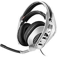Plantronics RIG 4VR Over-Ear 3.5mm Wired Gaming Headphones for Playstation VR (White) + Ratchet & Clank Ps 4