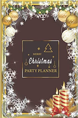 Christmas Party Planner: Everything you need for an organized