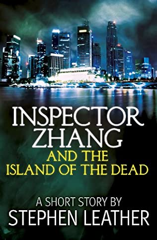 book cover of Inspector Zhang and the Island of the Dead
