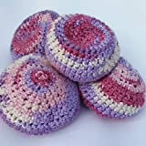 Honest Desicions Handmade Foot Bag Hacky Sack - Aurora Borealis, Great Gift for Kids, Made in Finland