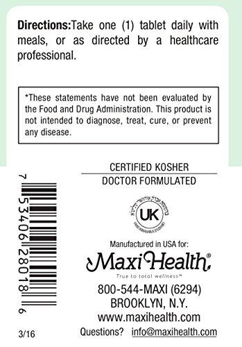 Amazon.com: Maxi Salud Natural Vitamina D3 –