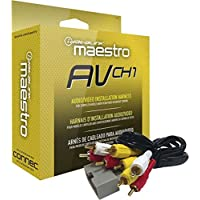ADS iDatalink Maestro AVCH1 Audio Video Installation Harness for Chrysler Models with Rear Video or Backup Camera HRN-AV-CH1