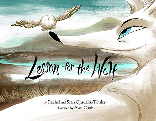 Lesson for the Wolf (Creating A Lesson Plan For Elementary School)
