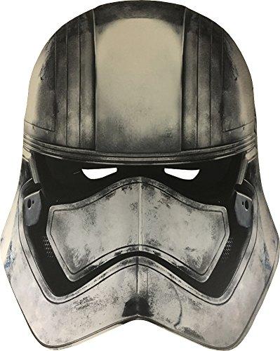 Star Wars Episode 7 Captain Phasma Face Mask - ()