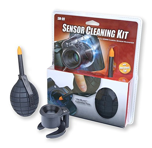 SENSOR CLEAN KIT SNSORMAG