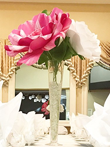X-Large paper flower centrepiece, giant paper flower, large paper flower centrepiece, paper flower table decor by Candy Tree Baltimore