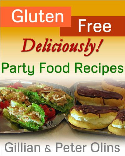 - Gluten-Free, Deliciously! Party Food Recipes