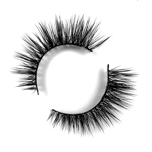 ff0a175ca39 3D Mink Eyelashes Luxury Lash Strips Glam Collection with 100% Real Mink  Fur (Flutter Lash)