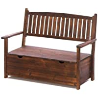 Home Locomotion Garden Grove Storage Bench