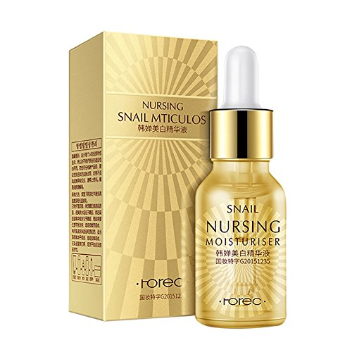 Shouhengda Snail Essence Oil Face Lift Whitening Moisturizing Anti-Aging Serum
