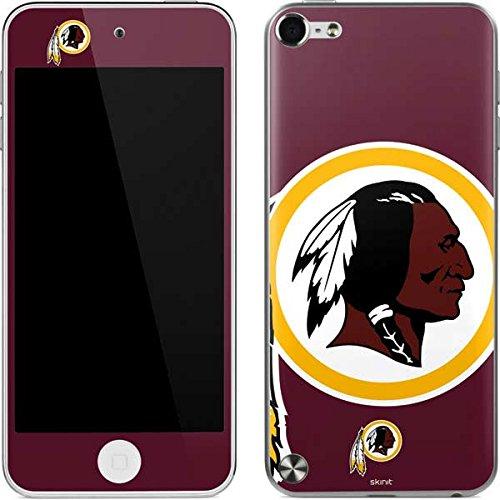 Washington Ipod Redskins Skin - Washington Redskins iPod Touch (5th Gen&2012) Skin - Washington Redskins Large Logo | NFL & Skinit Skin