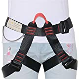 HEEJO Climbing Harness, Protect Waist Safety