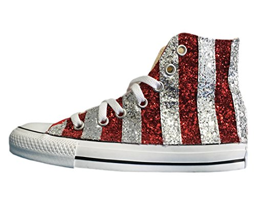 High Stefano Adults' Unisex Trainers Red Natussi q48SB